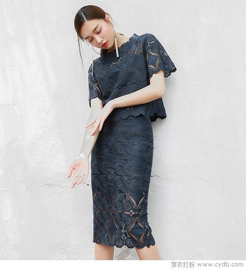 夏天裙子搭配的9种风格